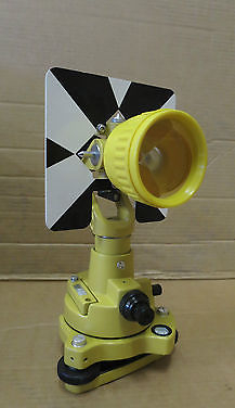 Topcon Single Reflector 64mm Prism Target Station Sps11 In